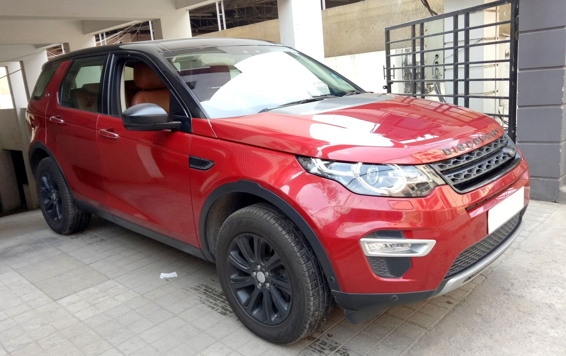 Land Rover Discovery Sport SD4 HSE Luxury 7S