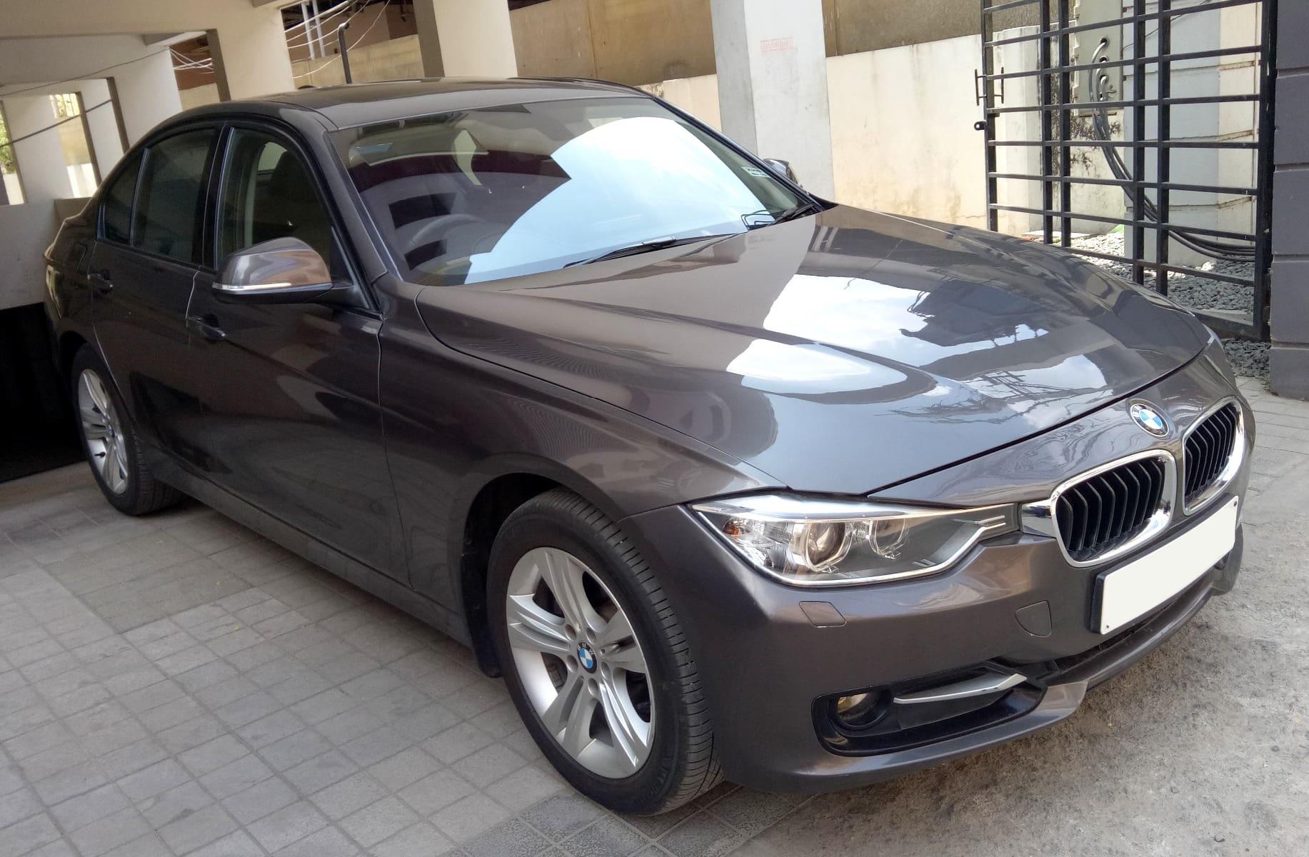 BMW 3 Series 2011-2015 320d Luxury Line