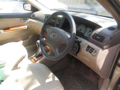 Toyota Corolla H2