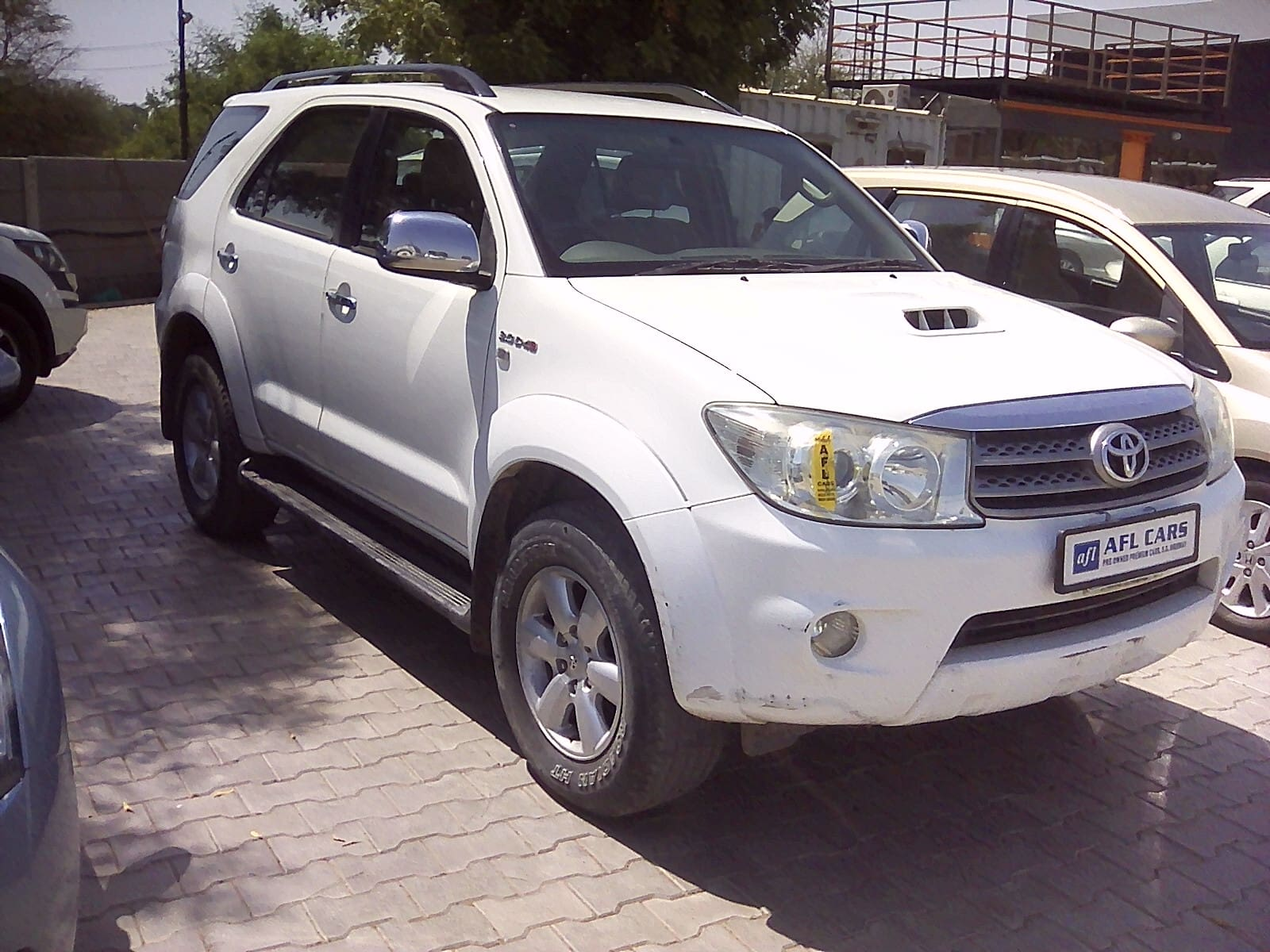 Used Toyota Fortuner 2009 2011 30 Diesel 1109886