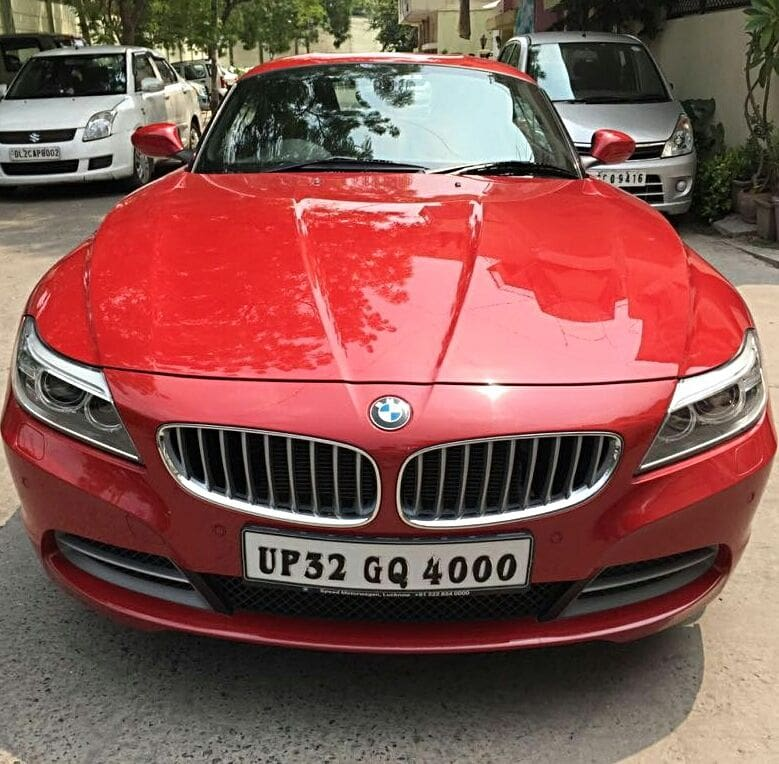 Bmw Z4 Reviews: BMW Z4 Price, Specs, Review, Pics & Mileage In India