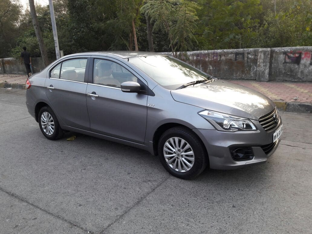 Maruti Ciaz Petrol Zxi Automatic Price Specs Review