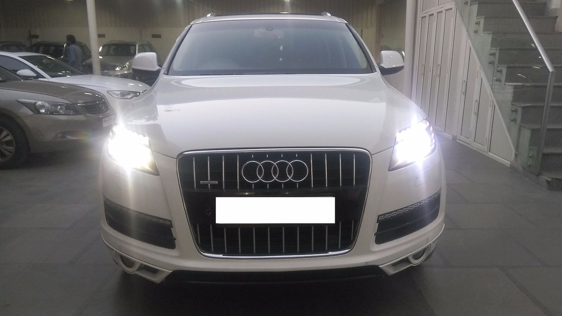 Audi q7 used cars in bangalore