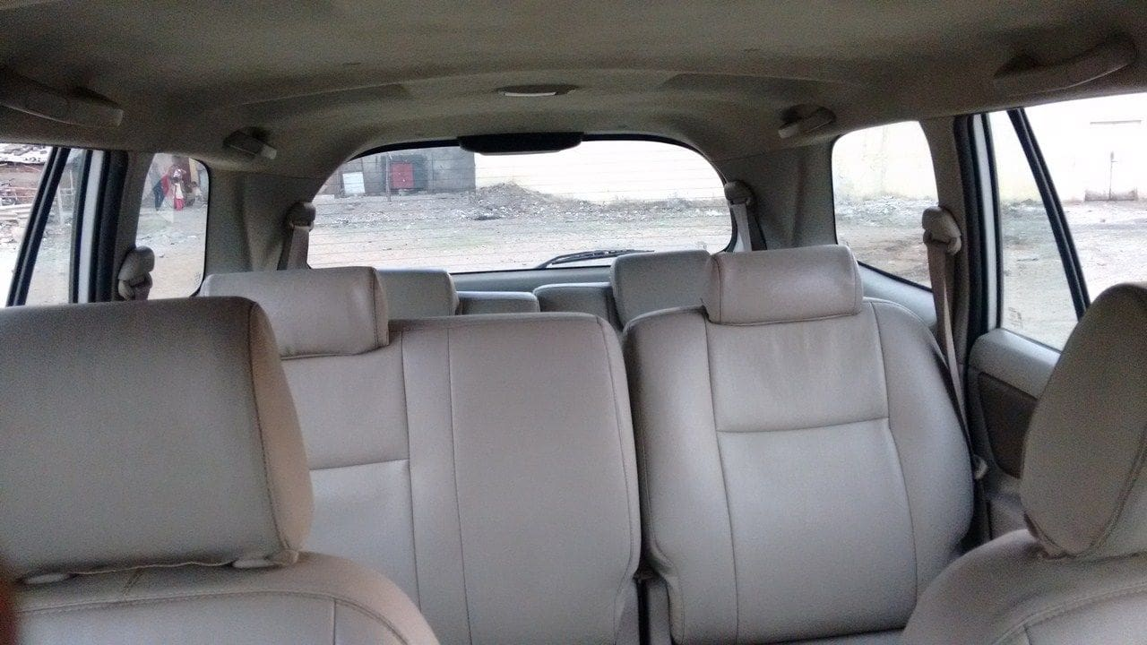 Toyota Innova 2.5 GX (Diesel) 8 Seater BS IV