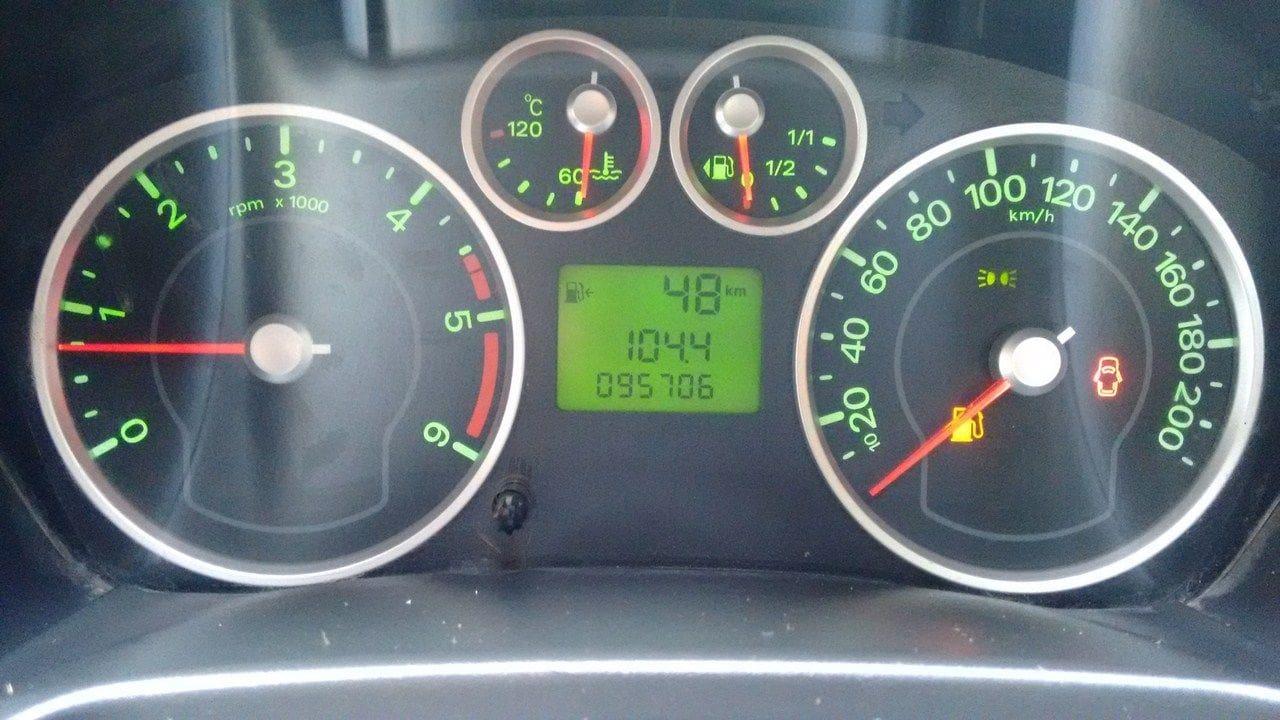 Ford Fiesta 1.4 Durasport EXI