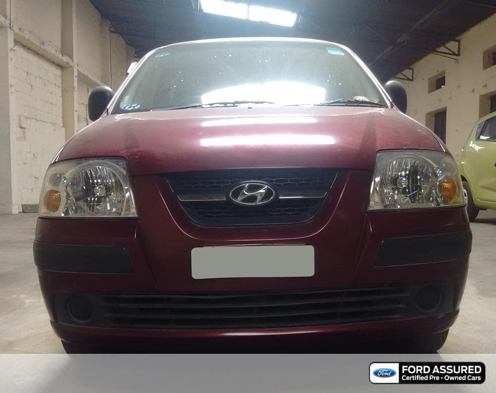 Hyundai Santro GS
