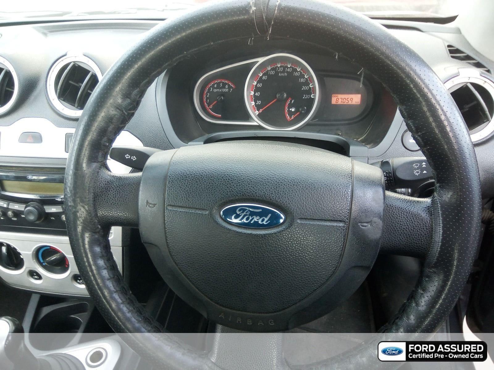 Ford Figo 1.5D Titanium MT