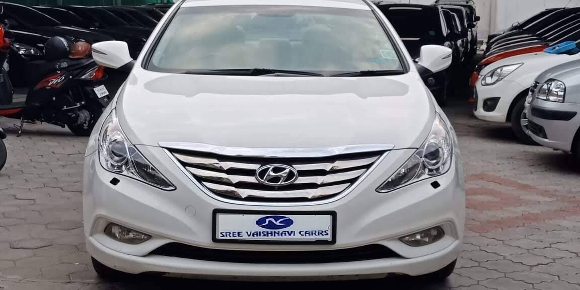 Hyundai Sonata Transform CRDi A/T