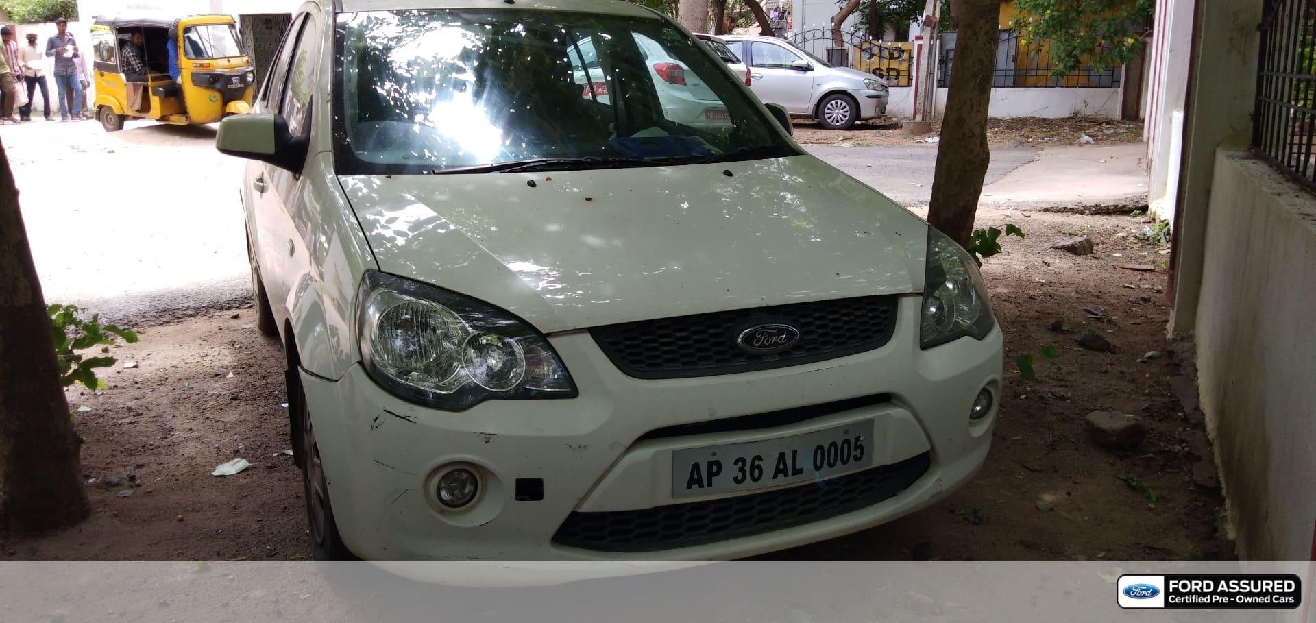 Ford Fiesta Classic 1.4 Duratorq LXI