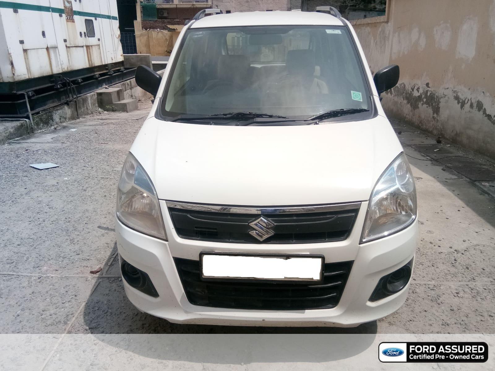 Maruti Wagon R LXI CNG Avance Edition