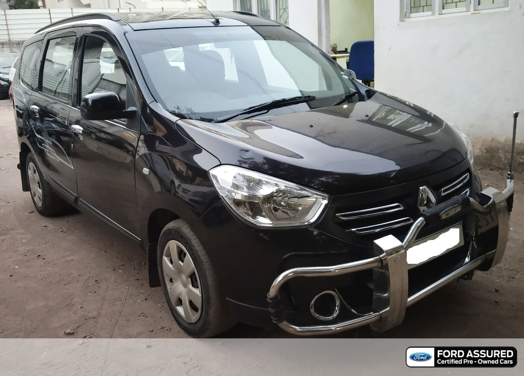 Renault Lodgy Stepway 110PS RXL 8S