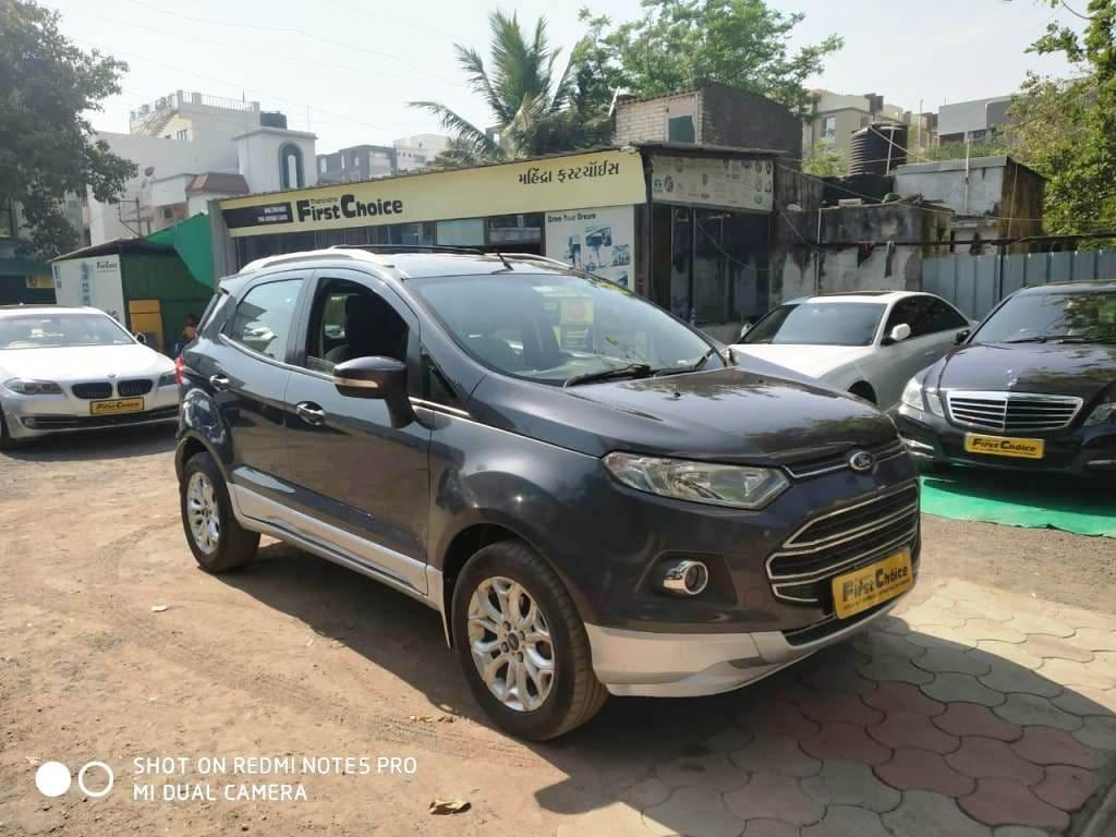 Ford EcoSport 1.5 Diesel Titanium