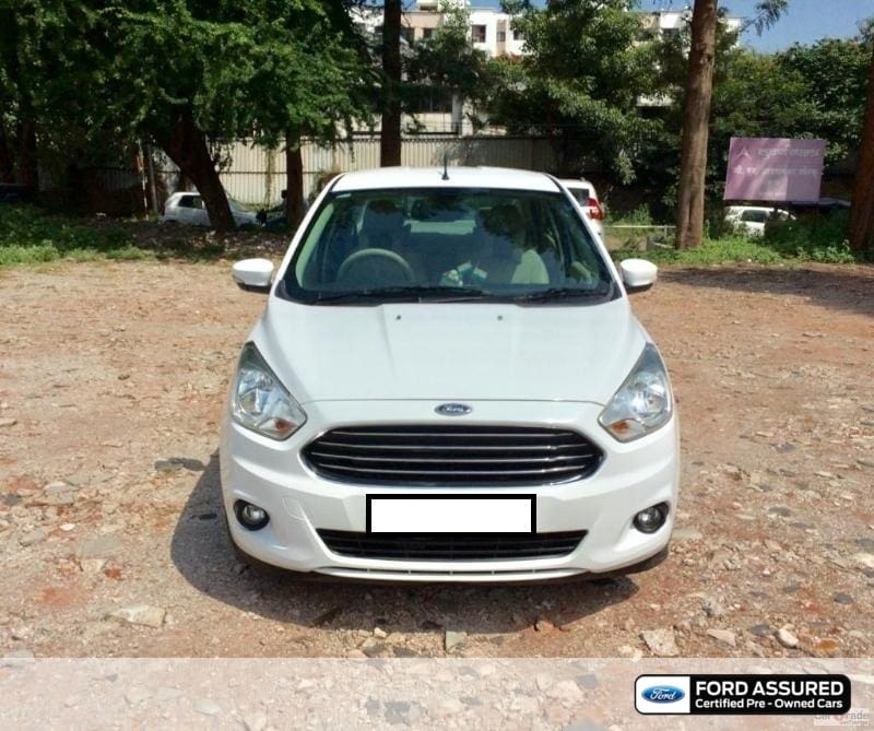 Ford Aspire 1.2 Ti-VCT Titanium Plus