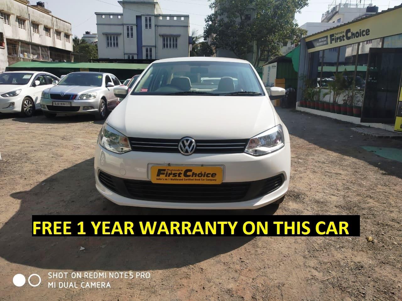 Volkswagen Vento 1.5 TDI Trendline