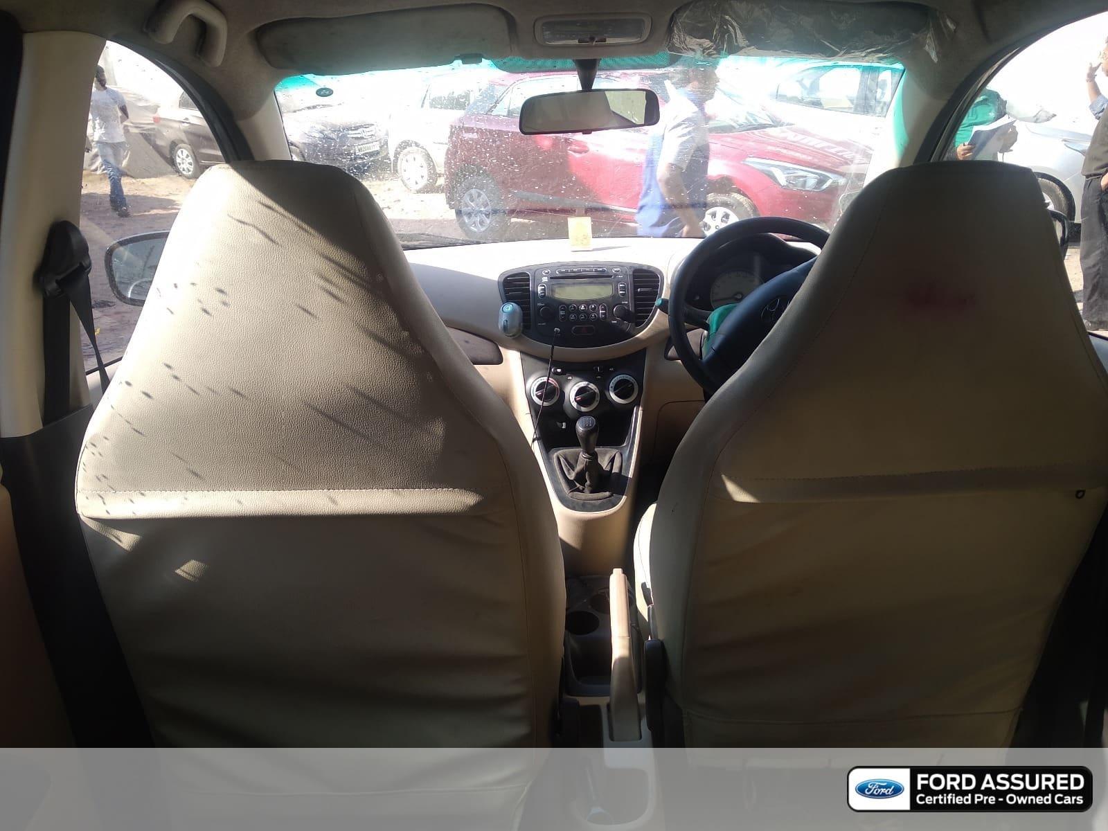 Hyundai i10 2007-2010 Sportz 1.2 AT