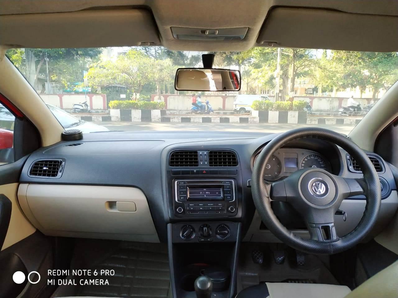 Volkswagen Polo 1.5 TDI Comfortline