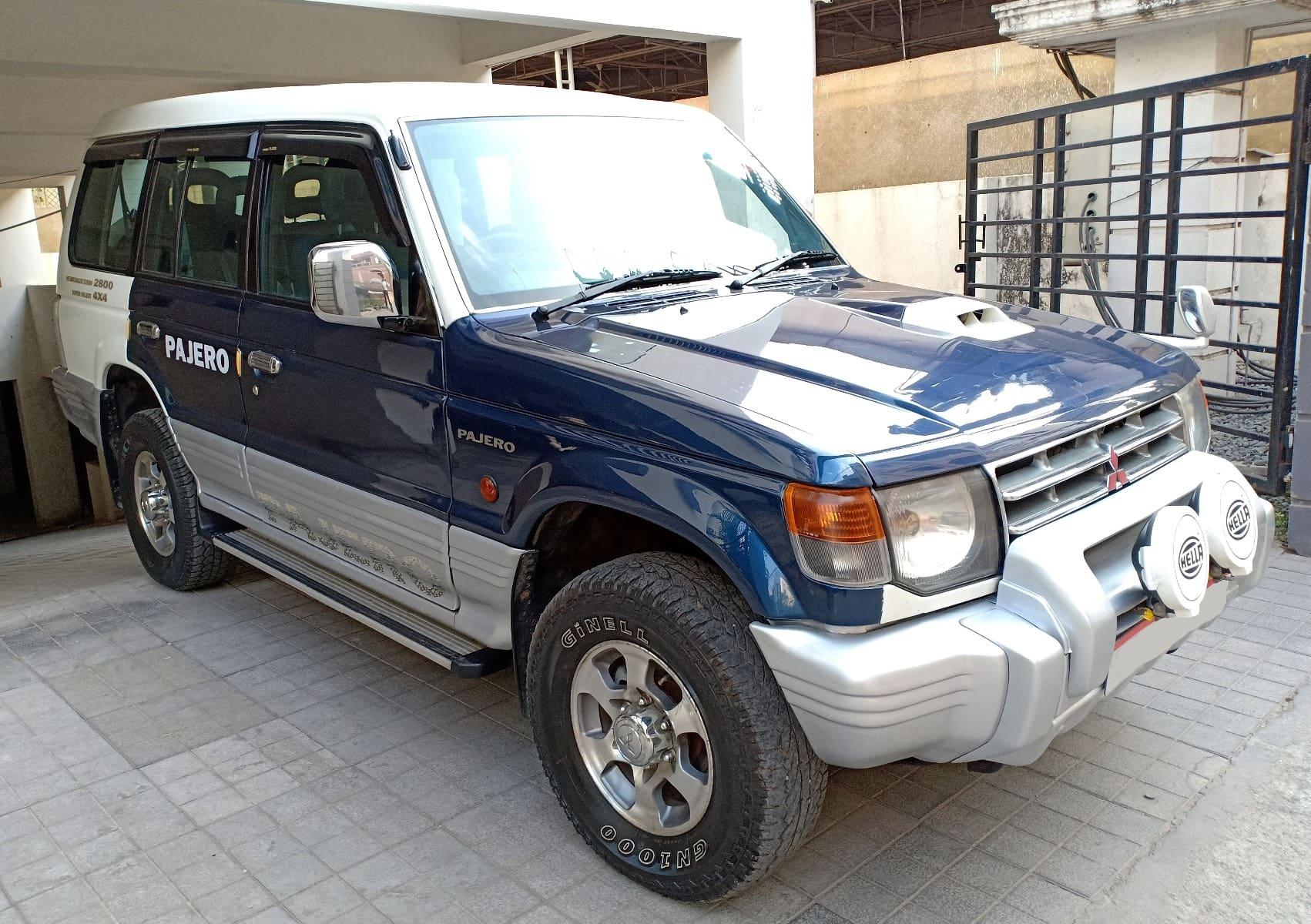 Mitsubishi Pajero 2002-2012 2.8 GLX Sports