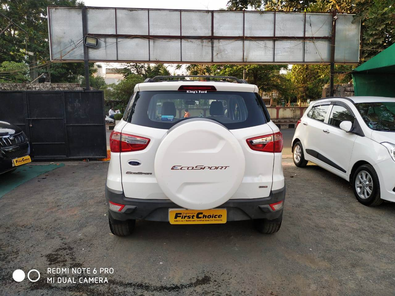 Ford EcoSport 1.5 TDCi Ambiente