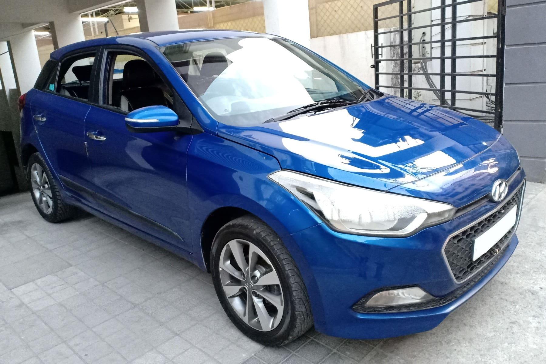 Hyundai Elite i20 Asta Option