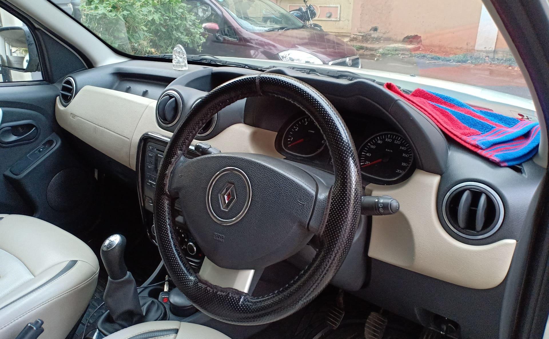 Renault Duster 85PS Diesel RxL