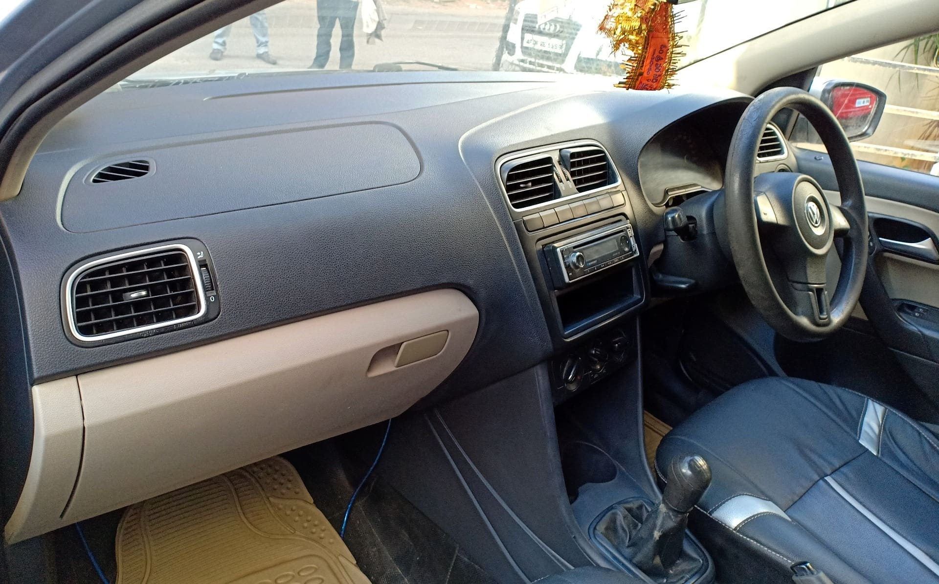 Volkswagen Polo 2009-2013 Diesel Comfortline 1.2L