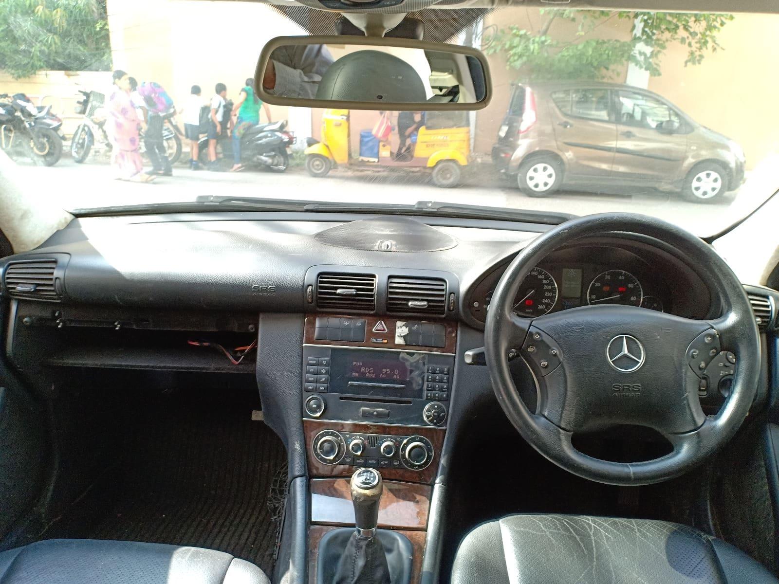 Mercedes-Benz C-Class 200 Kompressor