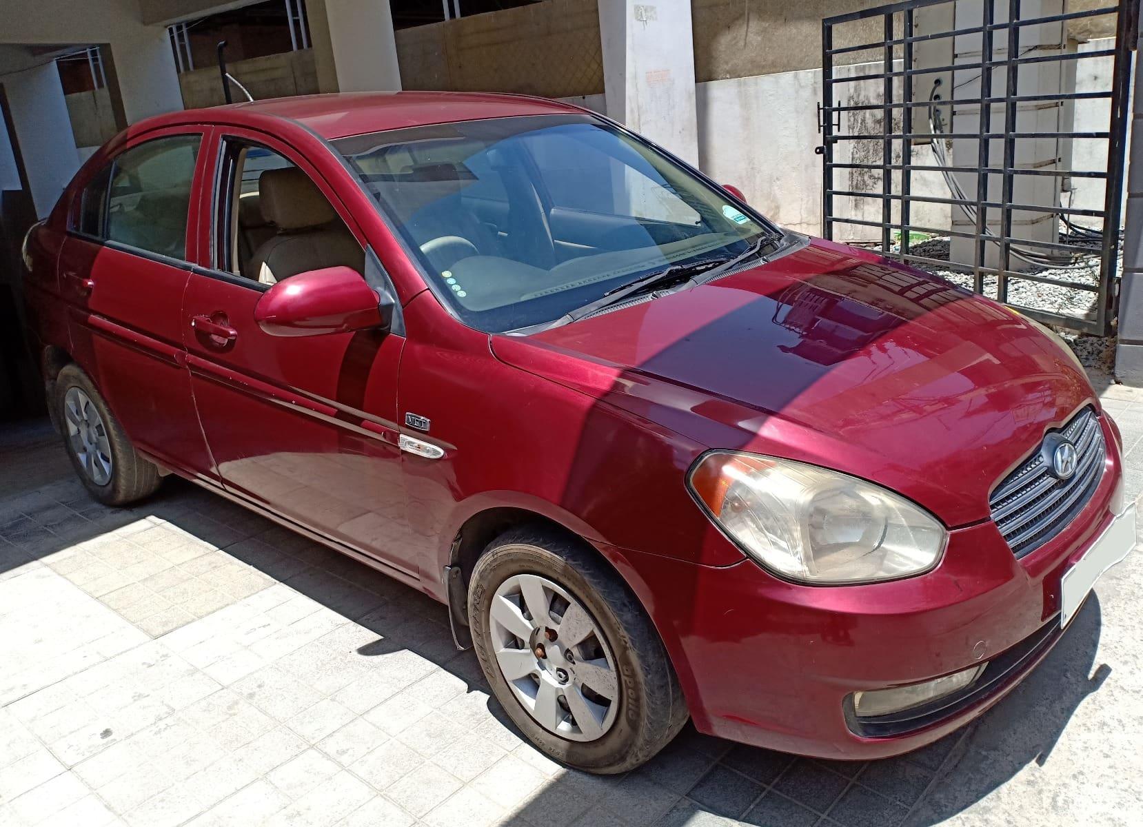 Hyundai Verna CRDi 1.4 E
