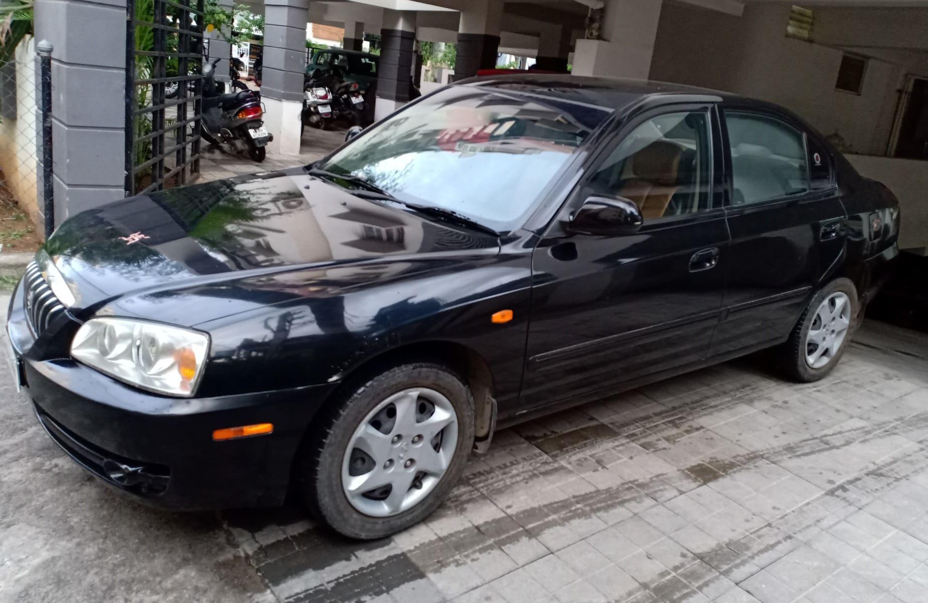 Hyundai Elantra 2006-2009 GT
