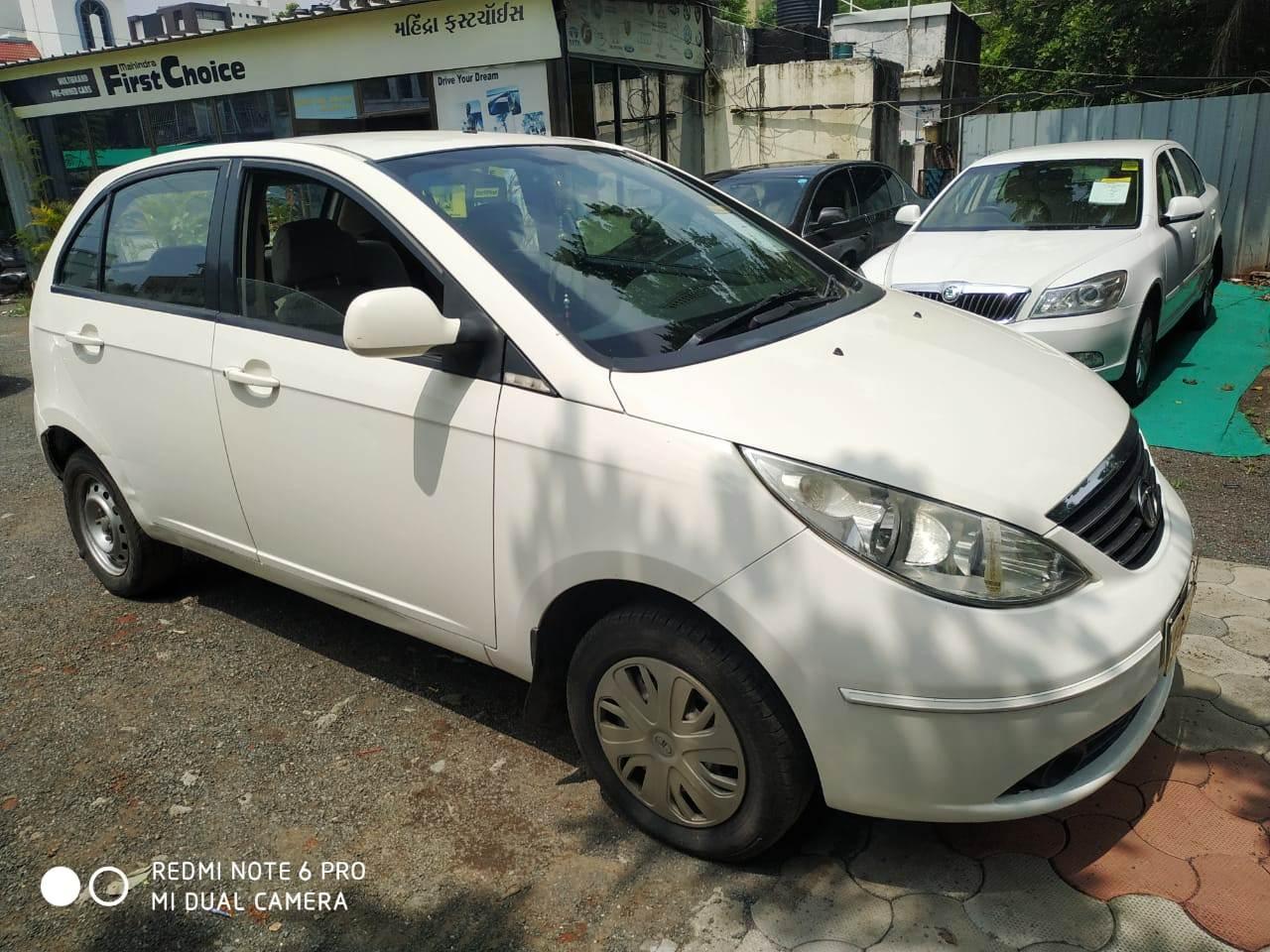 Tata Indica Vista 2008-2013 Quadrajet LX