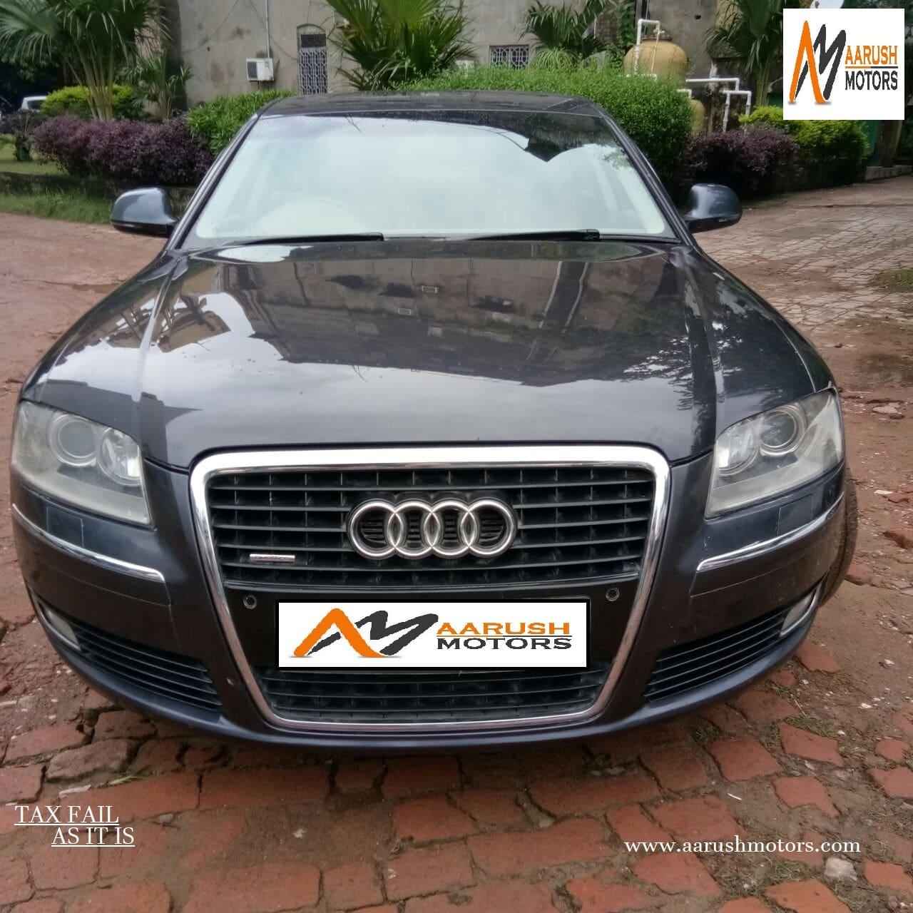 Audi A8 2014-2019 L 3.0 TDI quattro