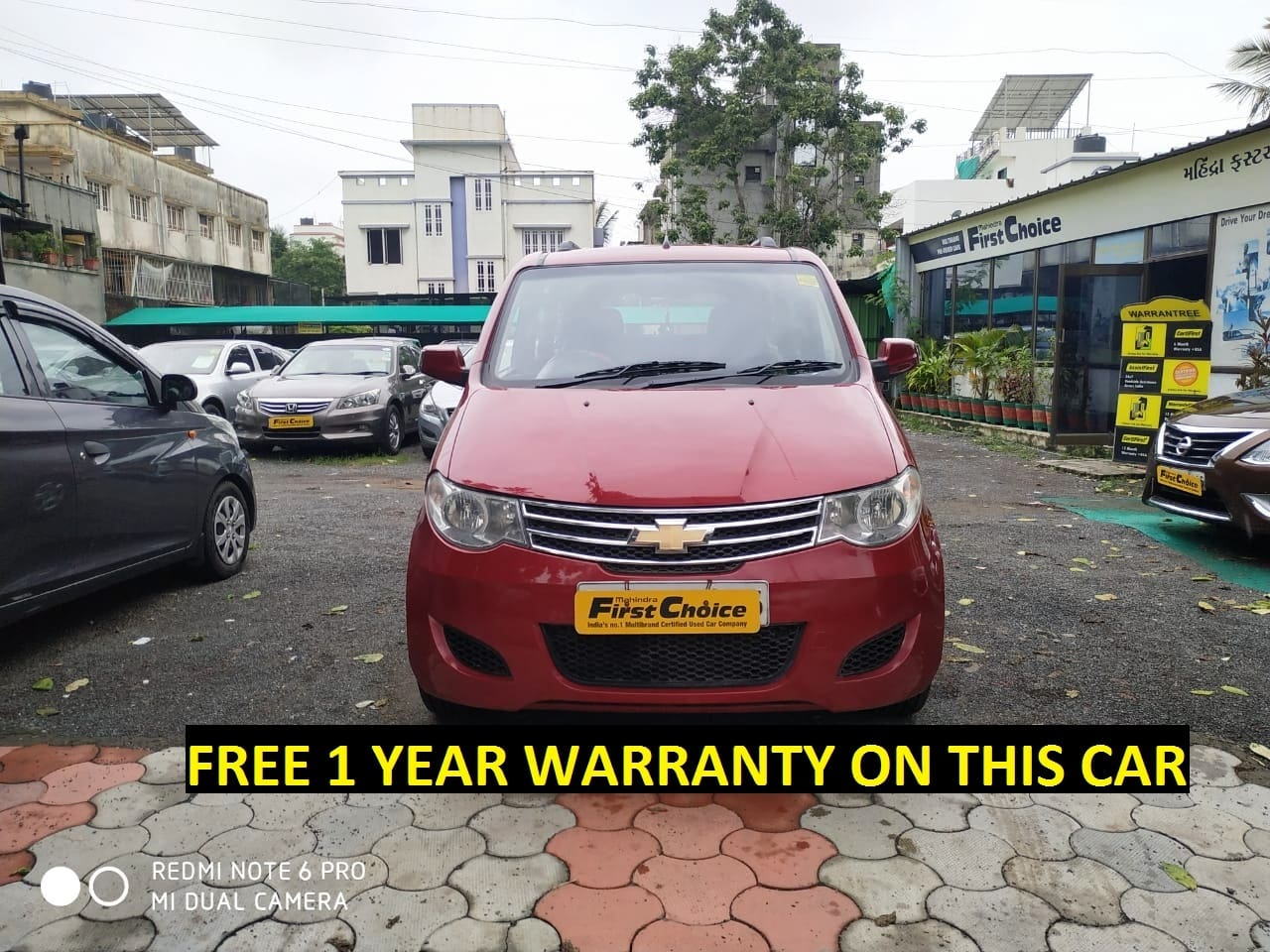 Chevrolet Enjoy 1.3 TCDi LS 8