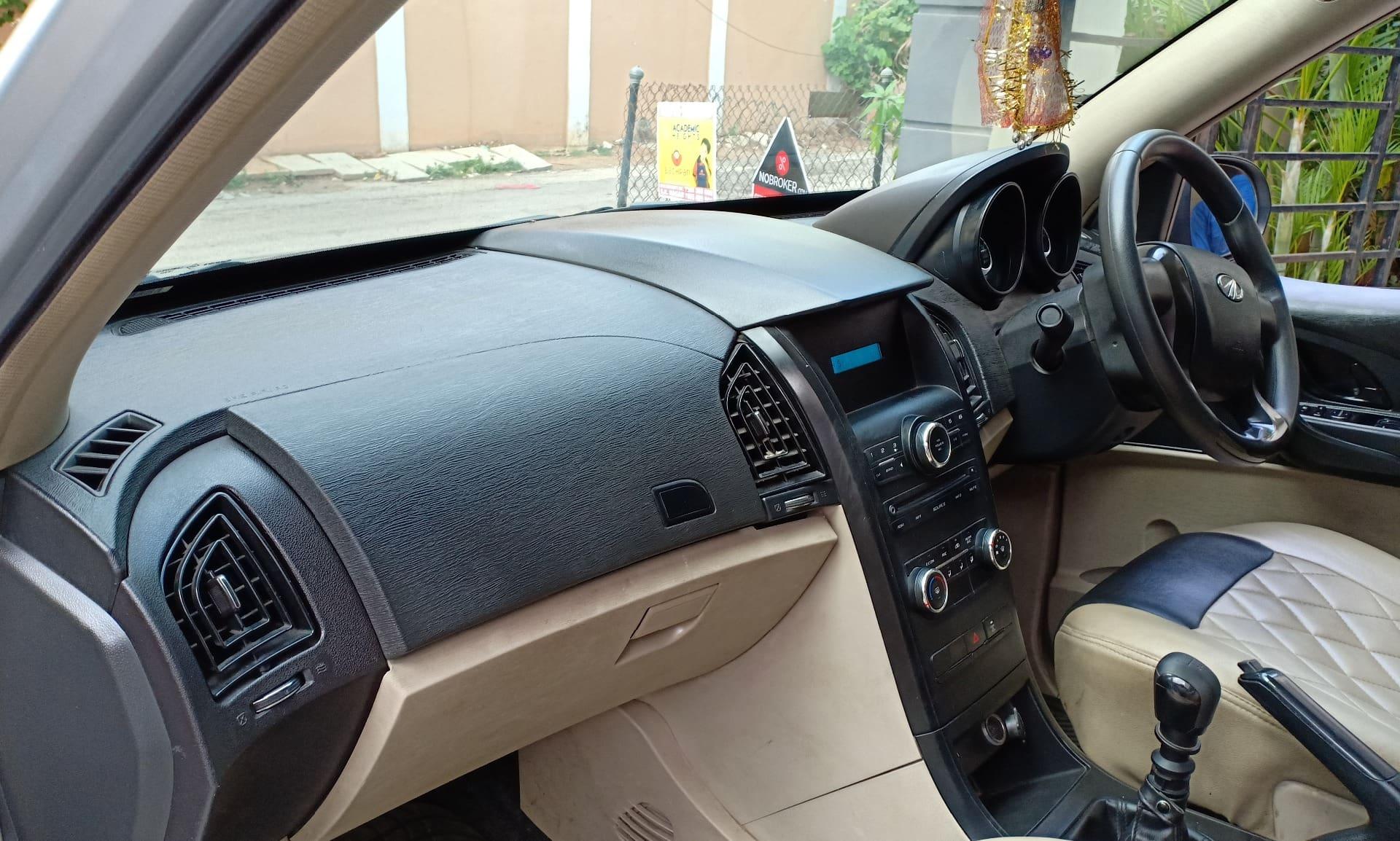 Mahindra XUV500 2011-2015 W4