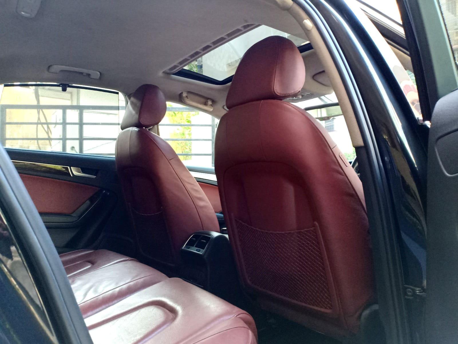 Audi A4 2008-2014 2.0 TDI