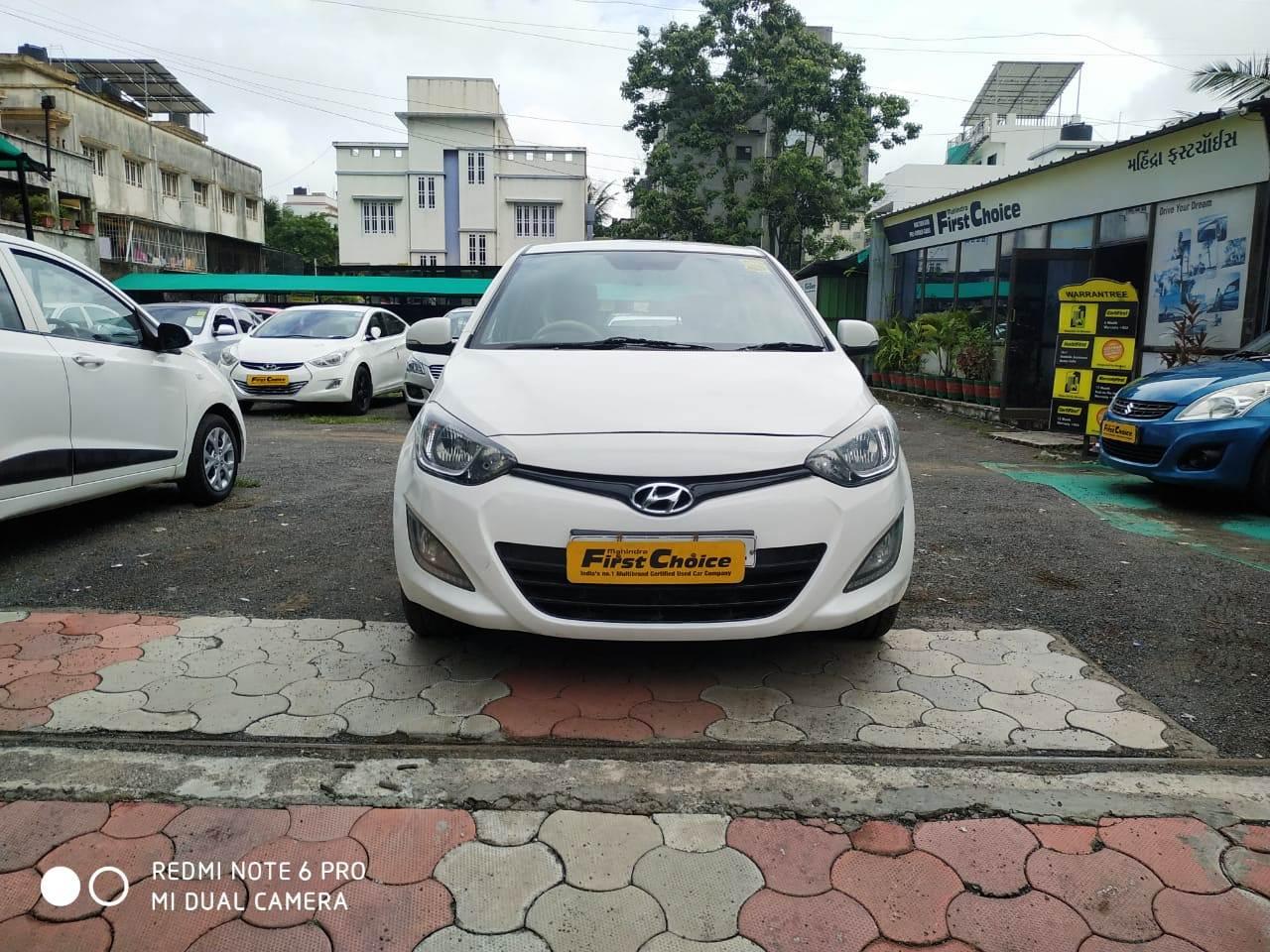 Hyundai i20 2012-2014 Sportz 1.4 CRDi