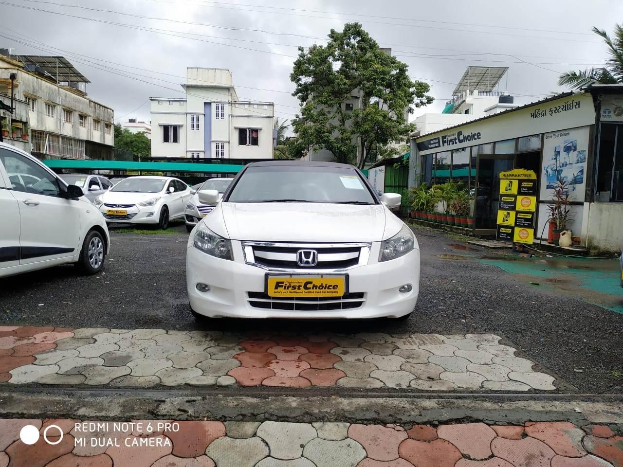 Honda Accord 2011-2014 2.4 M/T