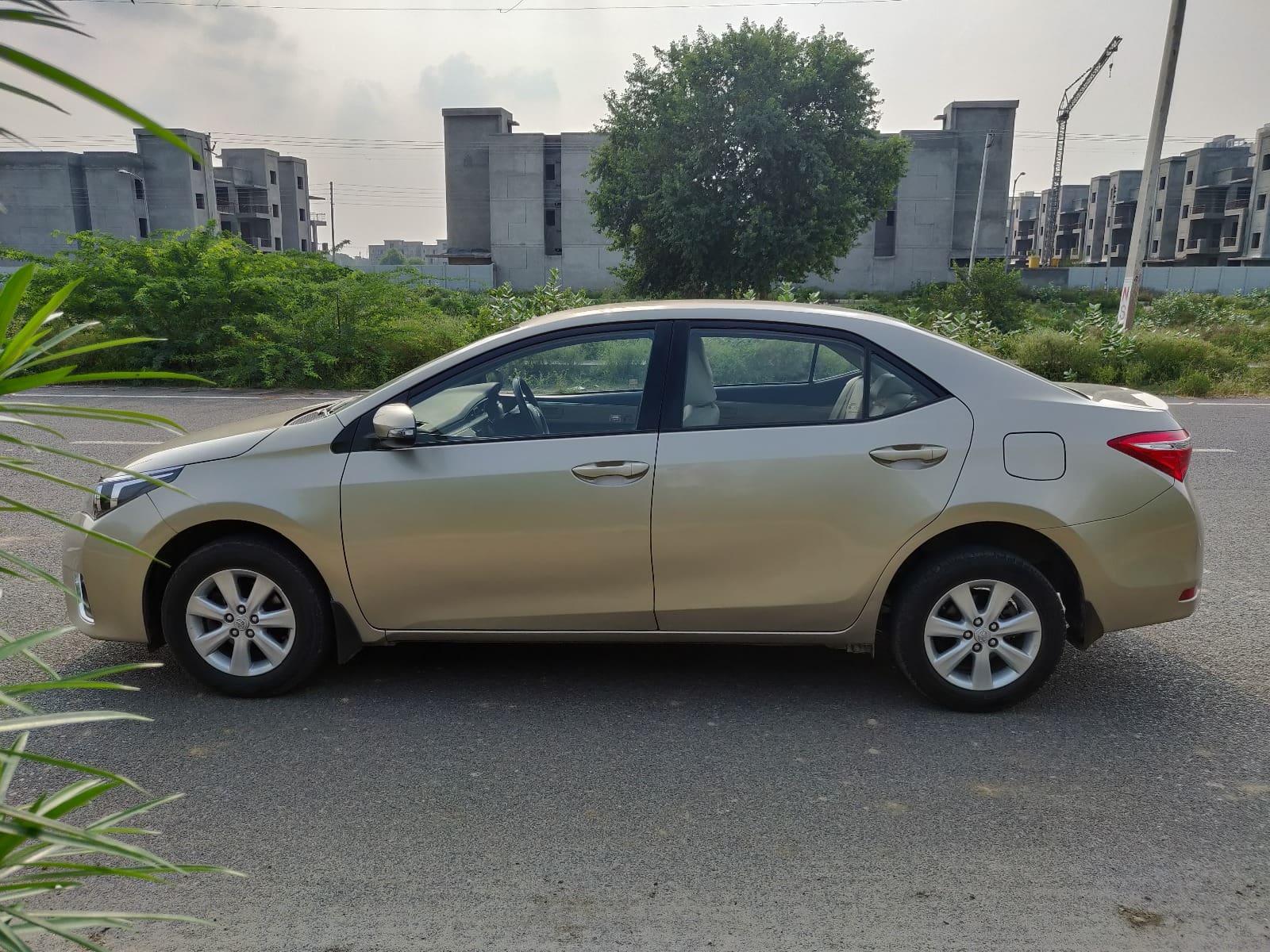 Toyota Corolla Altis 2013-2017 D-4D J
