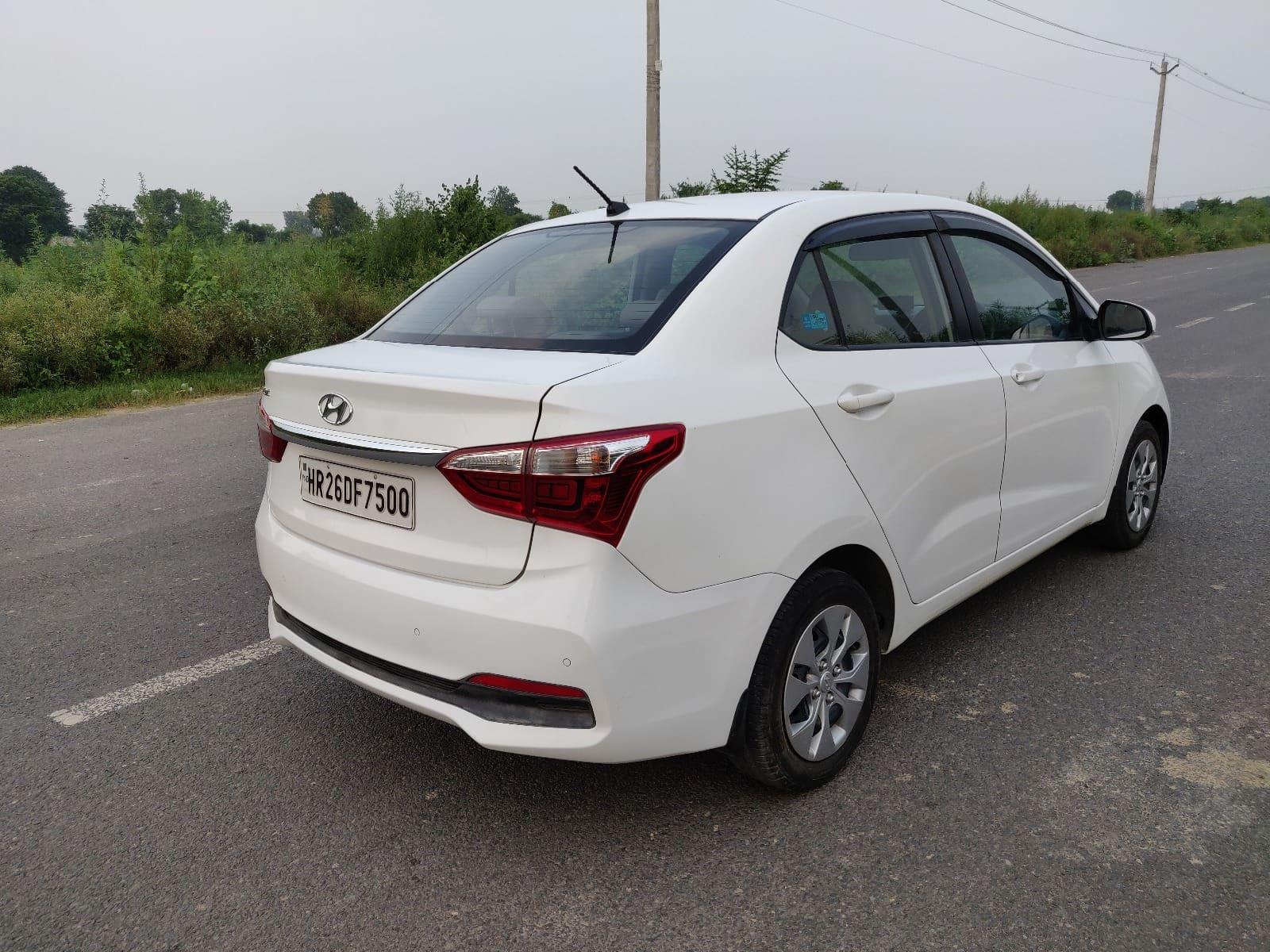 Hyundai Xcent 2016-2017 1.2 Kappa S AT