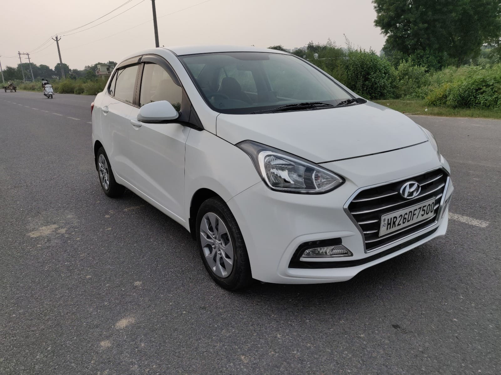 Hyundai Xcent 2016-2017 1.2 Kappa S AT