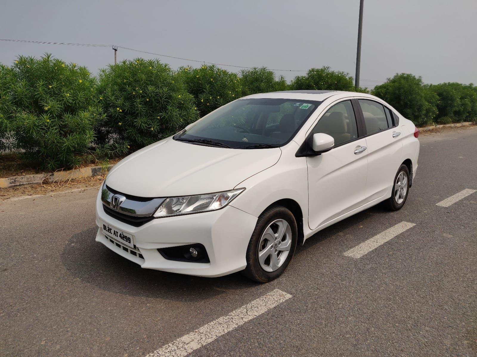Honda City 2014-2015 i DTEC VX