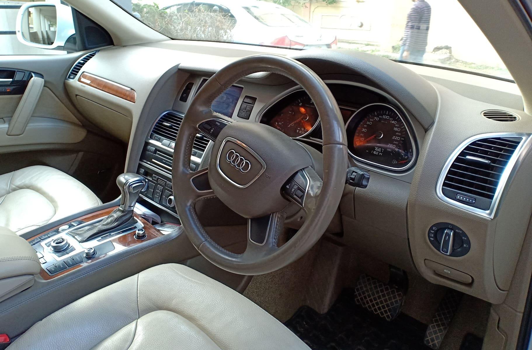 Audi Q7 3.0 TDI Quattro Premium Plus