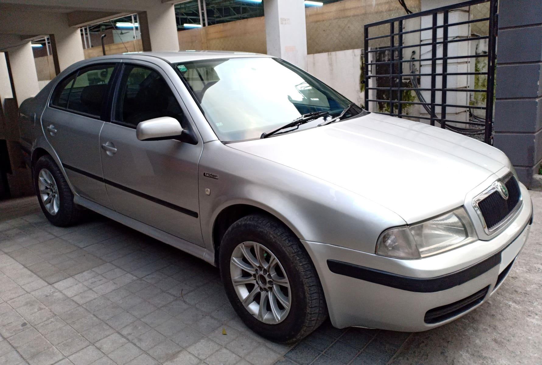 Skoda Octavia 2000-2010 Rider 1.9 TDI MT