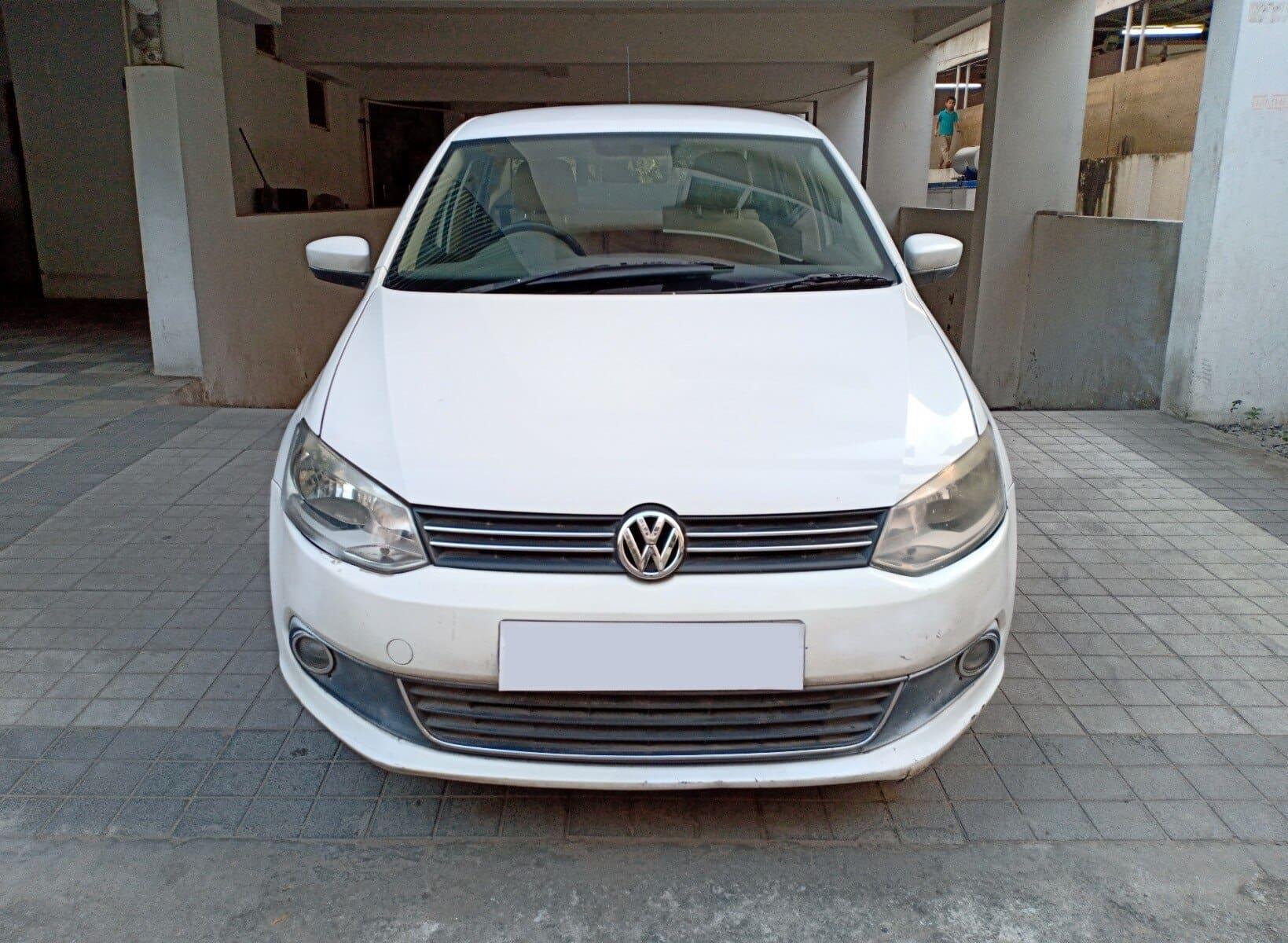Volkswagen Vento 2010-2013 Diesel Highline