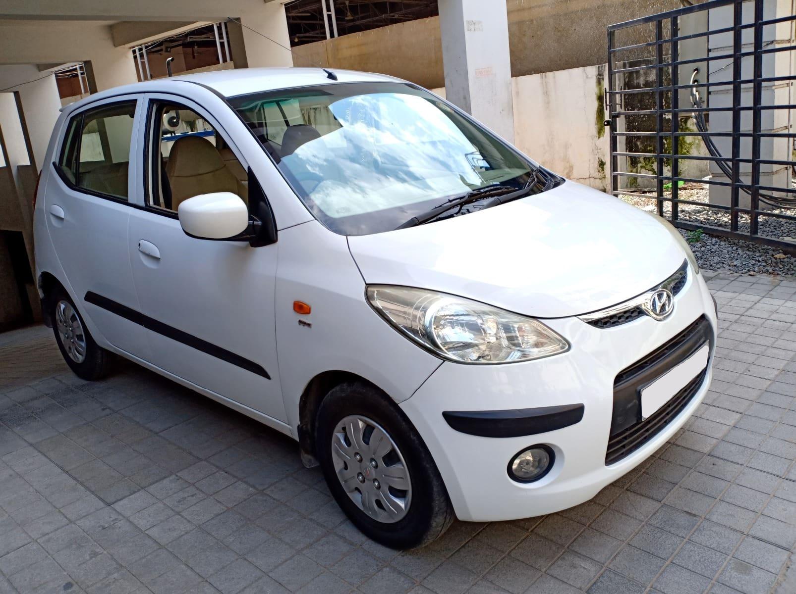 Hyundai i10 2007-2010 Magna AT