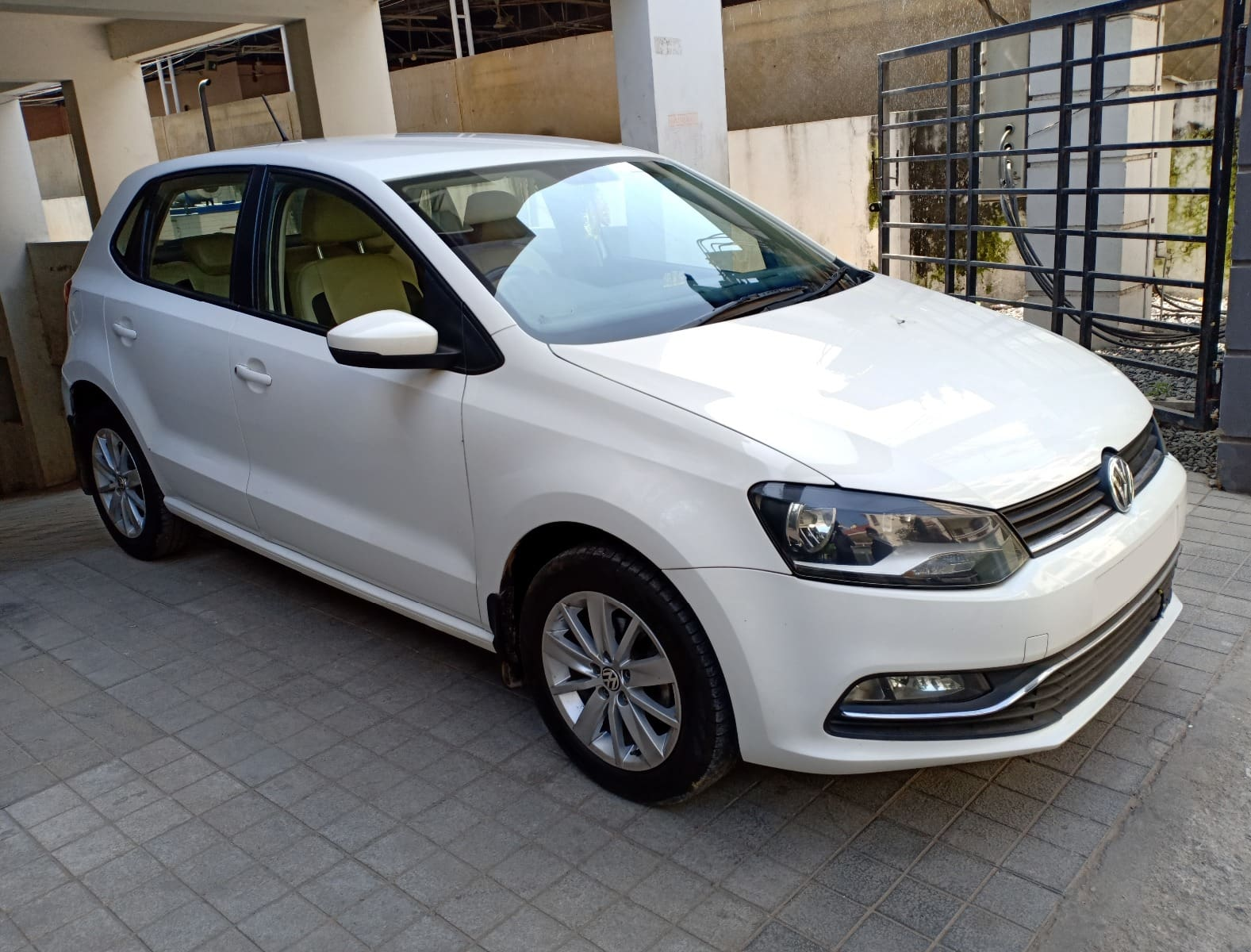Volkswagen Polo 2015-2019 1.5 TDI Highline