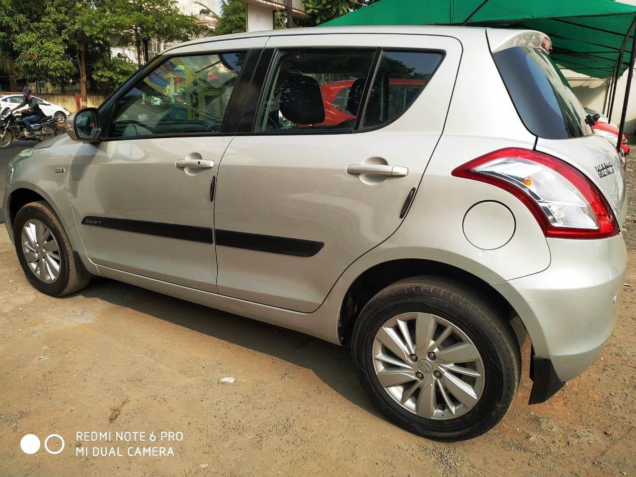 Maruti Swift ZDI BSIV
