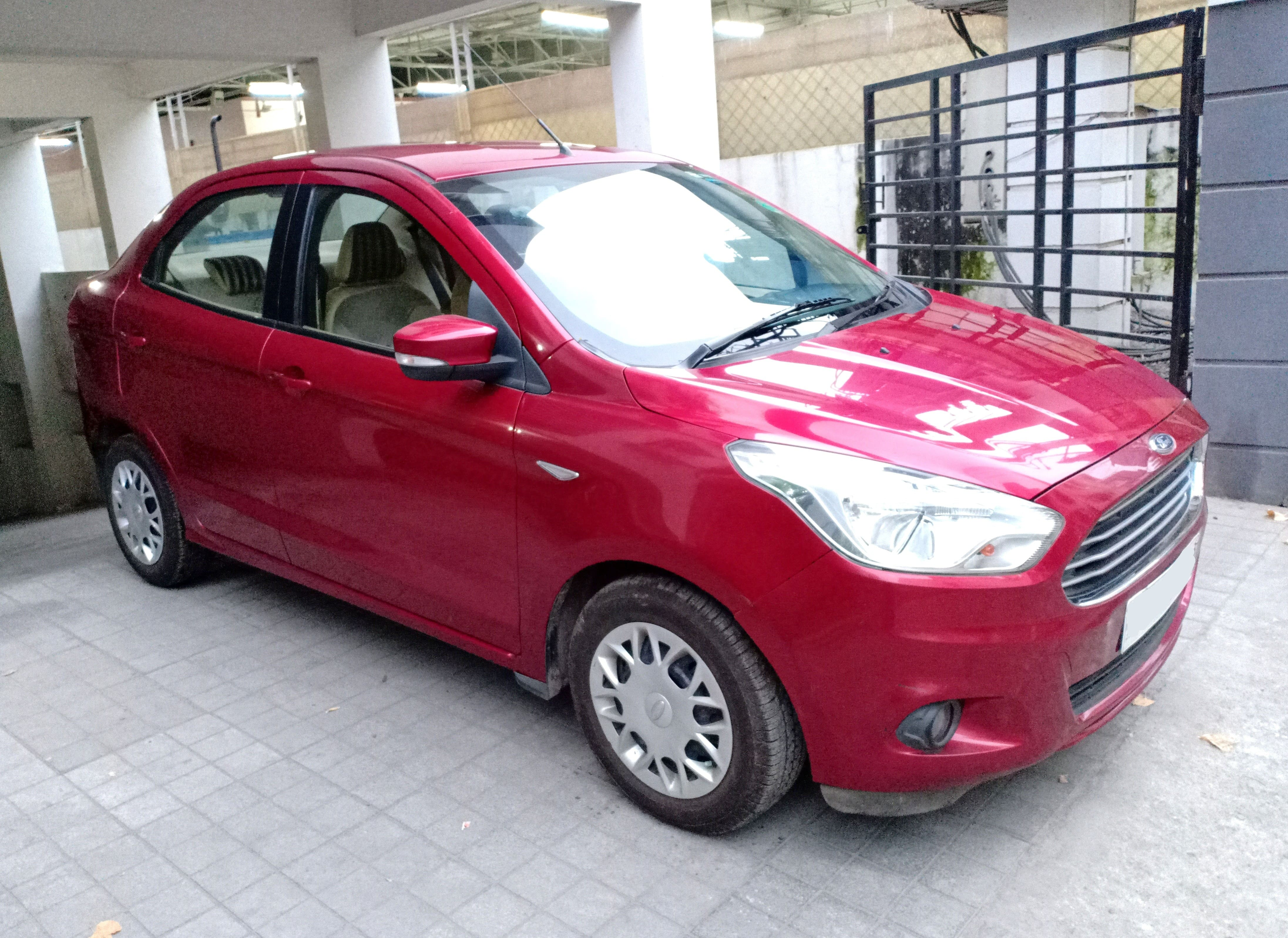 Ford Aspire 1.5 TDCi Trend