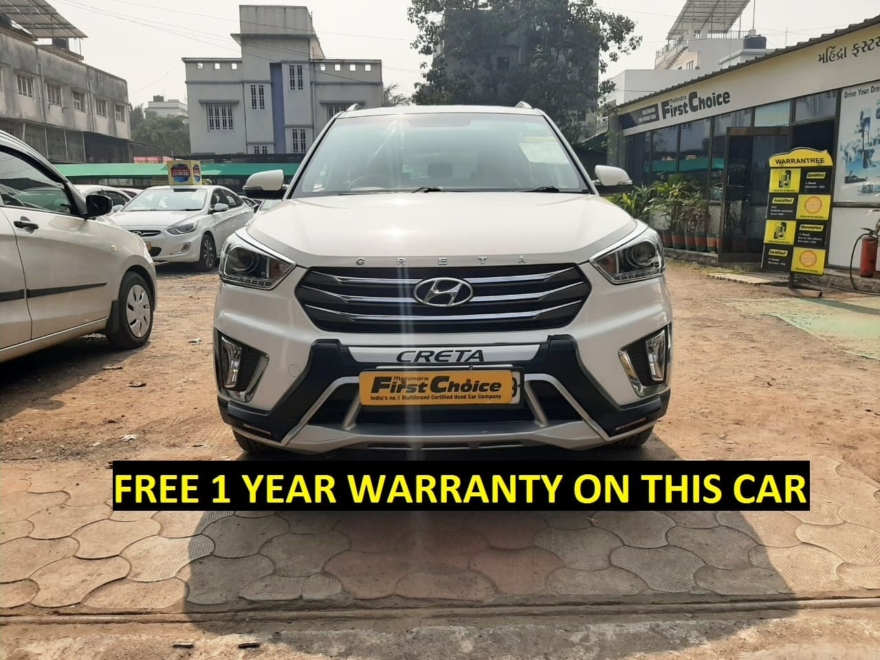 Hyundai Creta 1.6 CRDi AT SX Plus