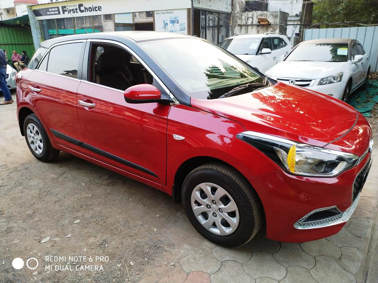 Hyundai Elite i20 1.4 Magna AT