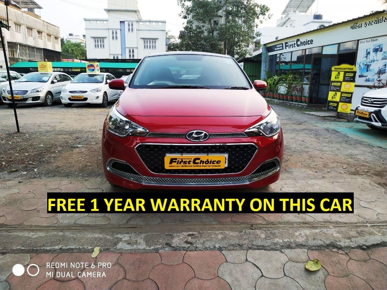 Hyundai Elite i20 1.4 Magna AT
