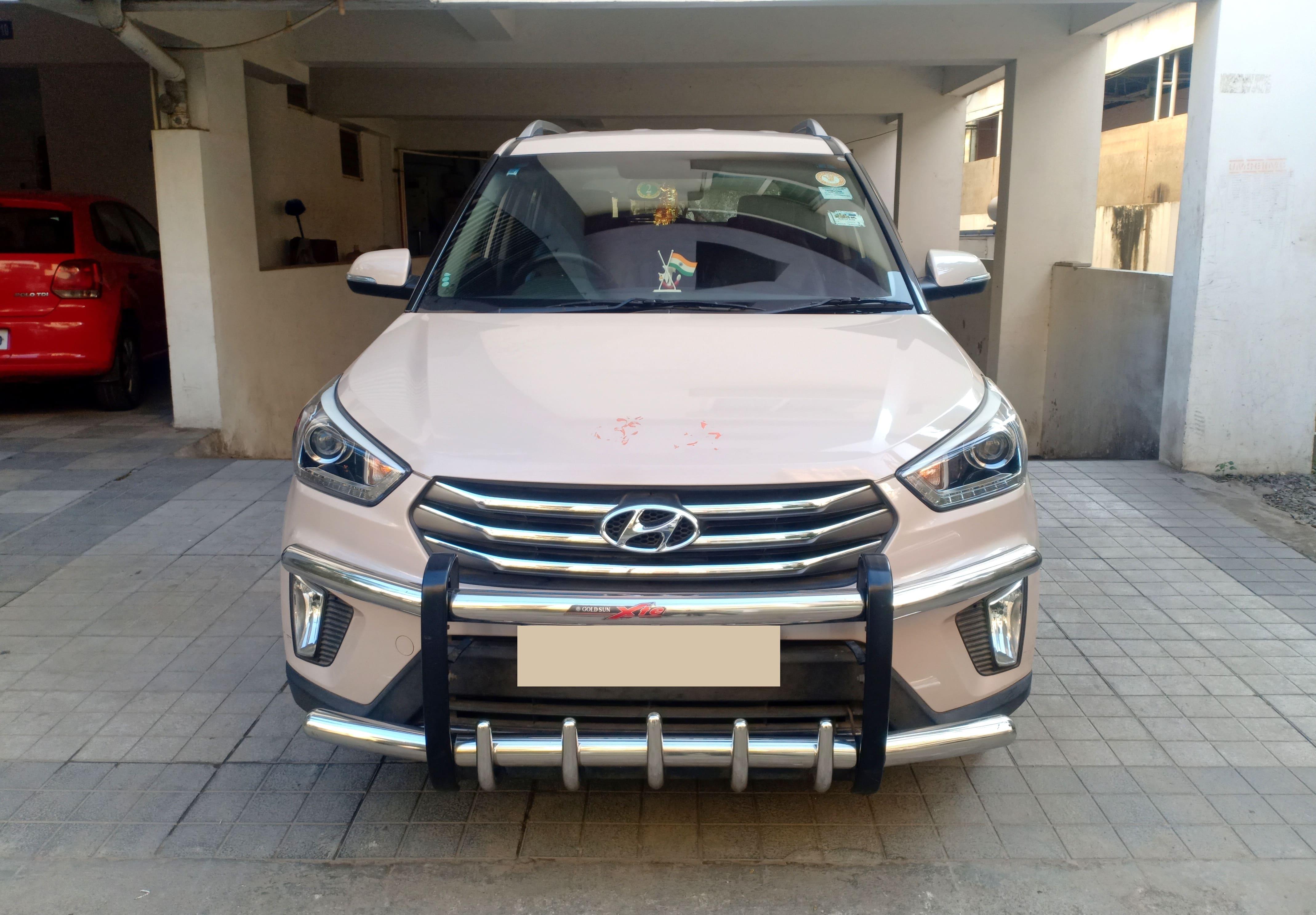 Hyundai Creta 2015-2020 1.6 CRDi SX Option